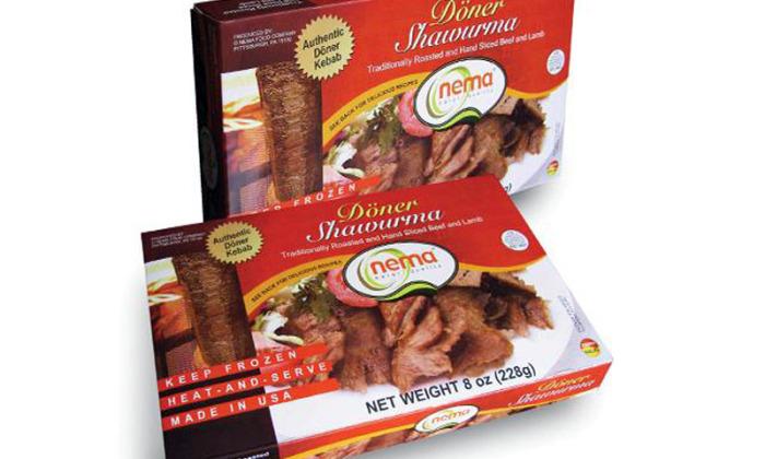 NEMA Beef Doner (Shawarma) cone